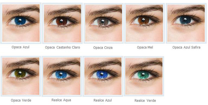 Cores Acuvue 2 Colours Pack
